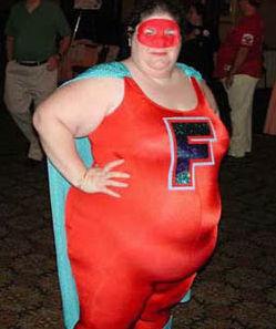 Superwoman se cabrea