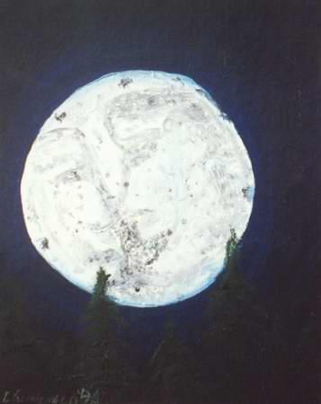 Ayudando a la luna